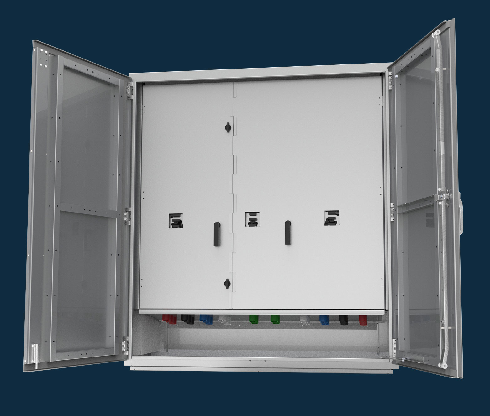 1 Provider Of Electrical Tap Box Amp Generator Docking