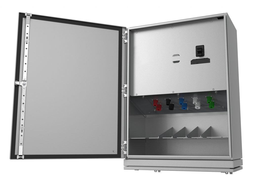 Electrical Tap Box | Generator Docking Station & Connection Cabinet on